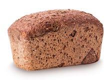 从发芽的五谷的健康面包 库存图片