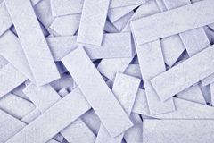 从口香糖板材的抽象背景 免版税库存照片