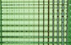 从大块玻璃的抽象背景 免版税库存图片