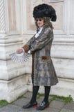 从威尼斯的Gentlmen 免版税库存图片