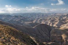 从左边的沙漠 库存图片