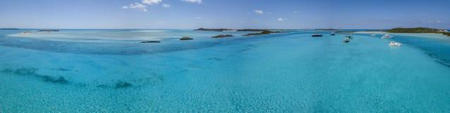 从巴哈马的照片:Exumas 库存照片