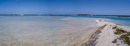 从巴哈马的照片:Exumas 免版税图库摄影