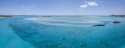 从巴哈马的照片:Exumas 免版税库存照片