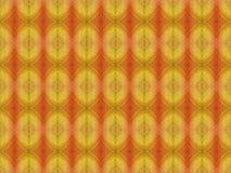 从幻想形象的纹理形成了秋天叶子的片段的照片 免版税库存图片