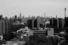 从我的意图的曼哈顿视图 库存图片