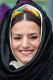 从撒丁岛的微笑 库存图片