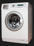 从权利的洗衣机 库存照片