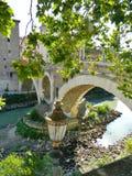 从桥梁在罗马 免版税库存照片
