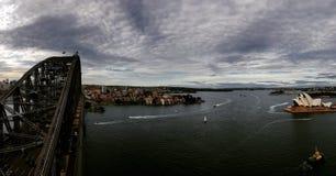 从桥梁 图库摄影