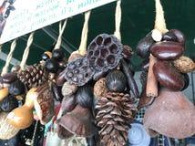 从泰国的纪念品 免版税库存照片