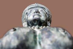 从泰国神话的女巨人残暴的人 库存照片