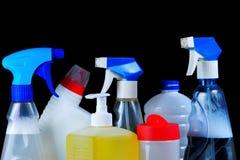 从浪花,胶凝体,肥皂,洗衣粉-洁净的有益健康的恢复的洗涤剂 维护安全卫生学,取消土  图库摄影