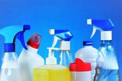 从浪花,胶凝体,肥皂,洗衣粉-洁净的有益健康的恢复的洗涤剂 维护安全卫生学,取消土  免版税库存照片