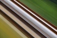 从火车 免版税图库摄影