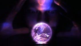 从玻璃球的占卜 股票视频