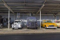 从电影的汽车 库存照片