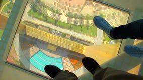 从电梯窗口的看法 股票录像