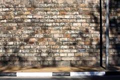 从石块的墙壁 库存图片