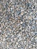 从美好的石渣的背景 免版税库存照片