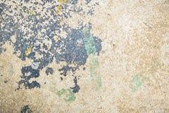 从街道画墙壁的纹理 免版税图库摄影