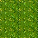 从装饰草的无缝的样式 免版税库存图片