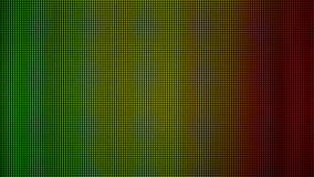 从计算机LED显示器屏幕显示板的LED光图表网站模板的 电或技术构思设计 免版税库存照片