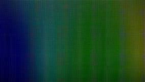 从计算机LED显示器屏幕显示板的LED光图表网站模板的 电或技术构思设计 免版税图库摄影