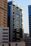 从迪拜,阿拉伯联合酋长国的摩天大楼 免版税库存图片