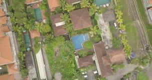 从顶面ubud印度尼西亚的看法 影视素材