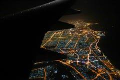 从飞机-埃及的看法 库存照片