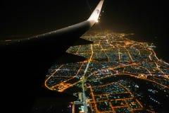 从飞机-埃及的看法 免版税图库摄影