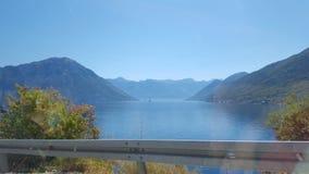 从高速公路的看法 图库摄影