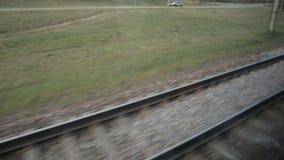 从高速火车HD储蓄英尺长度的看法 影视素材