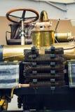 从1900个立场的NW 12 HP赛车在全国技术博物馆 免版税图库摄影