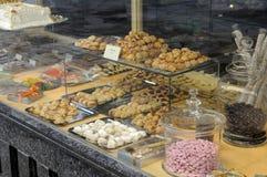从Majorca的典型的蛋糕 免版税库存图片