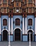 从RA©plicaa del PeA±oll的教会 图库摄影