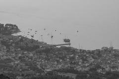 从Vidova Gora的看法 免版税库存照片