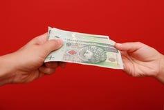 付款 免版税库存照片