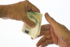 付款 免版税图库摄影
