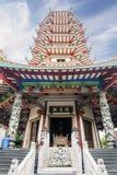 令人惊讶的Avalokitesvara塔 免版税库存图片