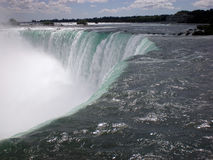 令人敬畏的瀑布 库存照片