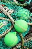 以刺网捕鱼三 免版税图库摄影