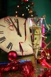 以后的新年度 免版税图库摄影