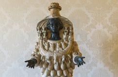 以弗所的Artemis雕象  免版税库存照片
