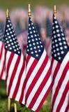 以纪念我们的退伍军人 免版税库存图片