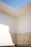 以色列博物馆看到空间 免版税库存照片