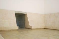 以色列博物馆看到空间 免版税库存图片