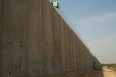 以色列墙壁 免版税库存图片