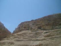 以色列沙漠 免版税库存图片
